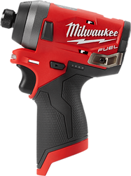 "Milwaukee 2553-20 - M12 FUEL™ 1/4"" Hex Impact Driver (Tool Only)"