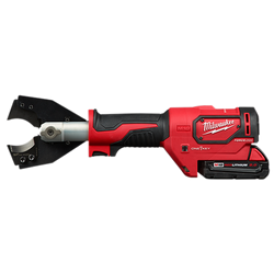 Milwaukee 2672-21F - M18™ FORCE LOGIC™ Cable Cutter Kit with Fine Stranded Wire Jaw