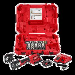 Milwaukee 2679-750A - M18™ FORCE LOGIC™ 600 MCM Cu Crimper Kit w/ 750 MCM Expanded Jaw