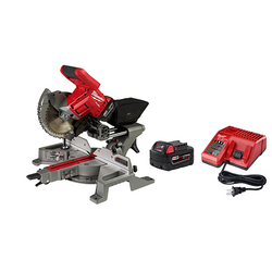 "Milwaukee 2733-21 - M18 FUEL™ 7-1/4"" Dual Bevel Sliding Compound Miter Saw Kit"