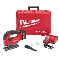 Milwaukee 2737-21 - M18 FUEL™ D-Handle Jig Saw Kit