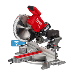 "Milwaukee 2739-21HD - M18 FUEL™ 12"" Dual Bevel Sliding Compound Miter Saw - Kit"