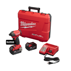 "Milwaukee 2760-22 - M18 FUEL™ SURGE™ 1/4"" Hex Hydraulic Driver Kit"