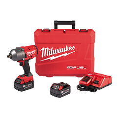 "Milwaukee 2766-22 - M18 FUEL™ High Torque ½"" Impact Wrench with Pin Detent Kit"