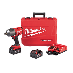 "Milwaukee 2767-22 - M18 FUEL™ High Torque ½"" Impact Wrench with Friction Ring Kit"