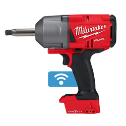 "Milwaukee 2769-20 - M18 FUEL™ ½"" Ext. Anvil Controlled Torque Impact Wrench w/ONE-KEY™ (Tool Only)"