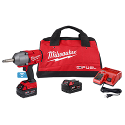 "Milwaukee 2769-22 - M18 FUEL™ ½"" Ext. Anvil Controlled Torque Impact Wrench w/ONE-KEY™ Kit"