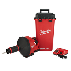 Milwaukee 2772A-21 - M18 FUEL™ Drain Snake w/ CABLE DRIVE™ Kit