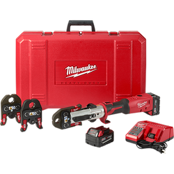 "Milwaukee 2773-22L - M18™ FORCE LOGIC™ Long Throw Press Tool 1/2"" -1"" Kit"
