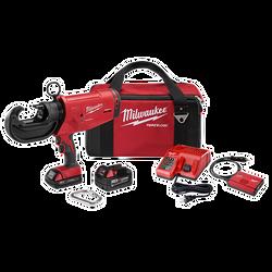 Milwaukee 2778-22 - M18™ FORCE LOGIC™ 12 Ton Utility Crimper Kit
