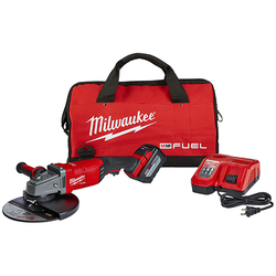 "Milwaukee 2785-21HD - M18 FUEL™ 7"" / 9"" Large Angle Grinder	Kit"