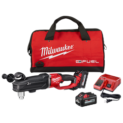 "Milwaukee 2809-22 - M18 FUEL™ SUPER HAWG™ 1/2"" Right Angle Drill Kit"
