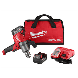 Milwaukee 2810-22 - M18 FUEL™ Mud Mixer with 180° Handle Kit