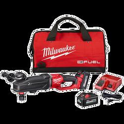 Milwaukee 2811-22 - M18 FUEL™SUPER HAWG™ Right Angle Drill w/ QUIK-LOK™ Kit