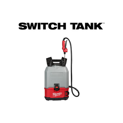 Milwaukee 2820-21CS - M18™ SWITCH TANK™ 4-Gallon Backpack Concrete Sprayer Kit