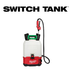 Milwaukee 2820-21PS - M18™ SWITCH TANK™ 4-Gallon Backpack Sprayer Kit
