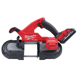 Milwaukee 2829-22 - M18 FUEL™ Compact Band Saw Kit