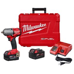 "Milwaukee 2852-22 - M18 FUEL™ 3/8"" Mid-Torque Impact Wrench w/ Friction Ring"
