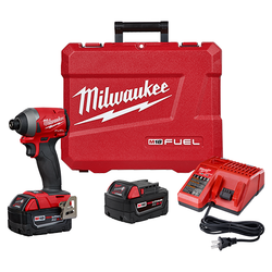 "Milwaukee 2853-22 - M18 FUEL™ 1/4"" Hex Impact Driver"