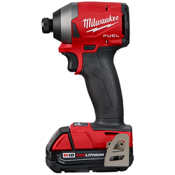 "Milwaukee 2853-22CT - M18 FUEL™ 1/4"" Hex Impact Driver	Kit"