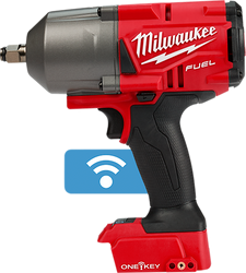 """Milwaukee 2863-20 - M18 FUEL™ w/ ONE-KEY™ High Torque Impact Wrench 1/2"""" Friction Ring (Tool Only)"""