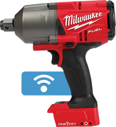 """Milwaukee 2864-20 - M18 FUEL w/ ONE-KEY™ High Torque Impact Wrench 3/4"""" Friction Ring Bare Tool"""