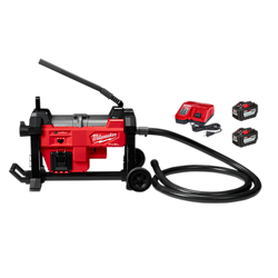 Milwaukee 2871-22 - M18 FUEL™ Sewer Sectional Machine w/ CABLE DRIVE™