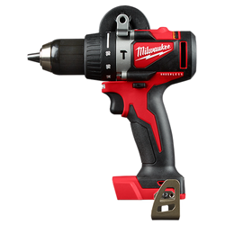"Milwaukee 2902-20 - M18 1/2"" Brushless Hammer Drill (Tool Only)"