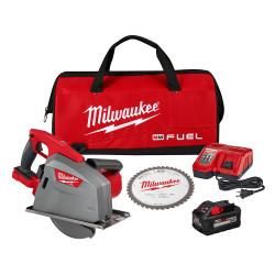 """Milwaukee 2982-21 - M18 FUEL 8"""" Metal Cutting Circular Saw Kit"""