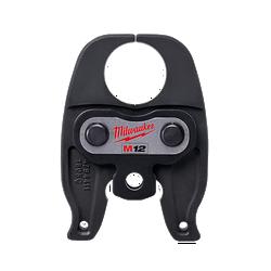 "Milwaukee 49-16-2456C - 1-1/2"" PEX Crimp (F1807) Jaw for M12™ FORCE LOGIC™ Press Tool"