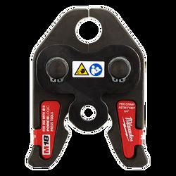 "Milwaukee 49-16-2653C - 3/4"" PEX Crimp (F1807 & F2159) Jaw for M18™ FORCE LOGIC™ Press Tools"