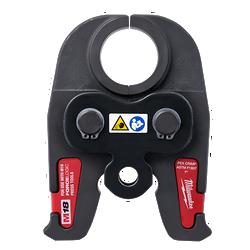 "Milwaukee 49-16-2656C - 1-1/2"" PEX Crimp (F1807) Jaw for M18™ FORCE LOGIC™ Press Tools"