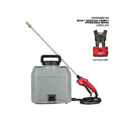 Milwaukee 49-16-28CS - SWITCH TANK™ 4- Gallon Concrete Sprayer Tank Assembly