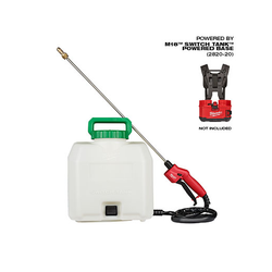 Milwaukee 49-16-28PS - SWITCH TANK™ 4-Gallon Sprayer Tank Assembly