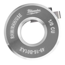 Milwaukee 49-16-B01AX - 1/0 AWG Cu RHW / RHH / USE Bushing