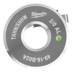 Milwaukee 49-16-B02A - 2/0 AWG Al THHN/ XHHW Bushing