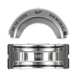 Milwaukee 49-16-U600 - 600 MCM Aluminum 6T U Style Die