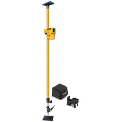 Stabila 03265GP - Stabila LAX50GP Green Beam Cross Line Laser With Telescopic Mount