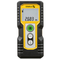 Stabila 06220 - LD-220 Basic Laser Distance Measure