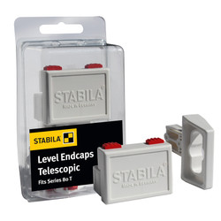 Stabila 20085 - Type 80T Levels Endcaps (2)