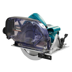 "Makita 5057KB - 7-1/4"" Dust Collecting Fibre Cement Circular Saw"