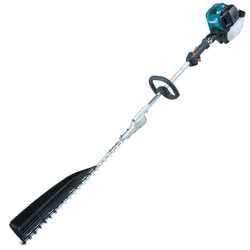 "Makita EN7350SH - 28-3/4"" / 25.4cc 4-Stroke Short Shaft Pole Hedge Trimmer with fixed cutting head"