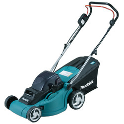 "Makita DLM380Z - 18Vx2 15"" Cordless Lawn Mower"
