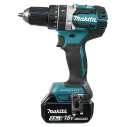 """Makita DHP484RME - 1/2"""" Cordless Hammer Drill / Driver with Brushless Motor"""