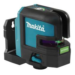 Makita SK105GDZ - Cordless Green Cross Line Laser Level