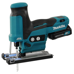Makita JV102DSYJ - Cordless Jig Saw with Brushless Motor