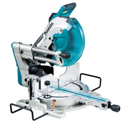 """Makita LS1219L - 12"""" Sliding Compound Mitre Saw With Laser"""