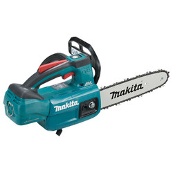 """Makita DUC254Z - 10"""" / 18V LXT Cordless Top Handle Chainsaw"""