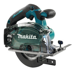 """Makita DCS553Z - 5-7/8"""" Dust Collecting Cordless Metal Cutting Saw"""