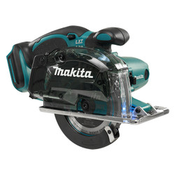 """Makita DCS552Z - 5-3/8"""" Dust Collecting Cordless Metal Cutting Saw"""